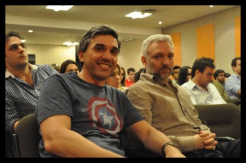 Claudio y Fernando, dos galanes en MCSLive